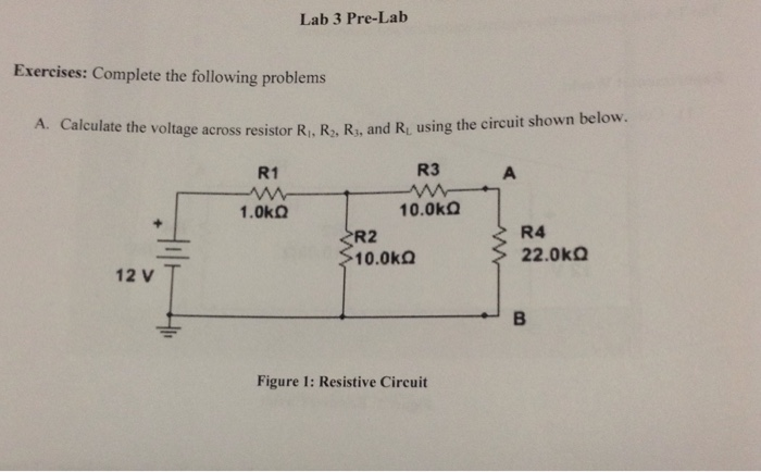 Calculating Voltage Drop In A Parallel Circuit