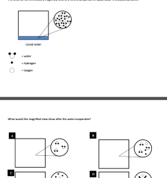 question part a the diagram represents a mixture of s atoms and o2molecules in a closed container which of the following diagrams shows the results after  [ 812 x 1024 Pixel ]
