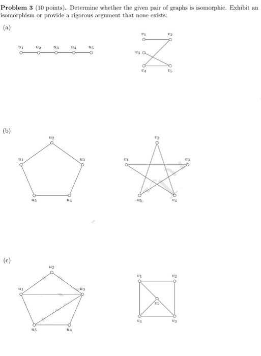 Solved: Discrete Mathematics: Answer All Questions And Sho
