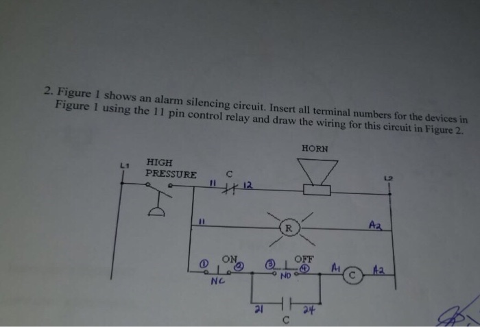 Horn Wiring Diagram Without Relay