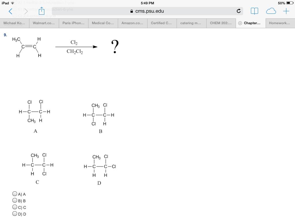 O Chem