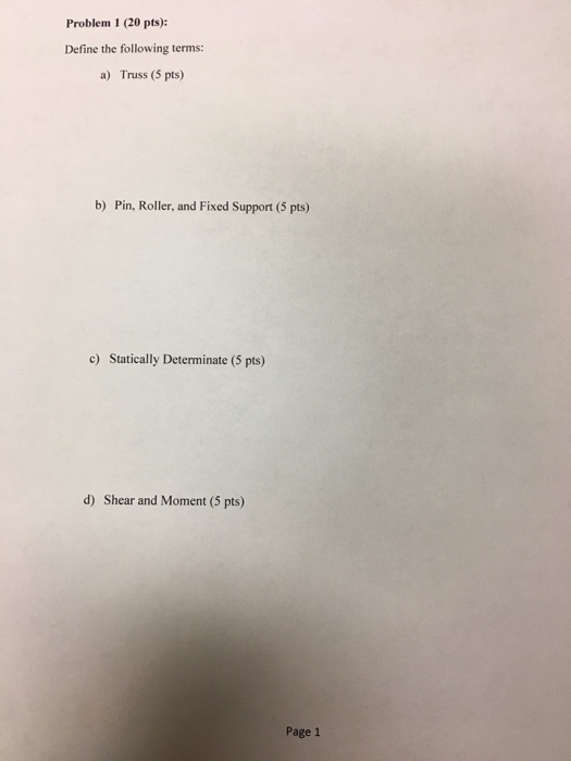 Problem 408 Shear And Moment Diagrams Solution To Problem 408 Shear