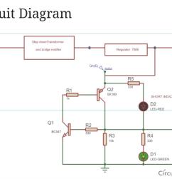 circuit diagram step down transformer 5v dc o p regulator 7805 230v ac vp and [ 1024 x 773 Pixel ]