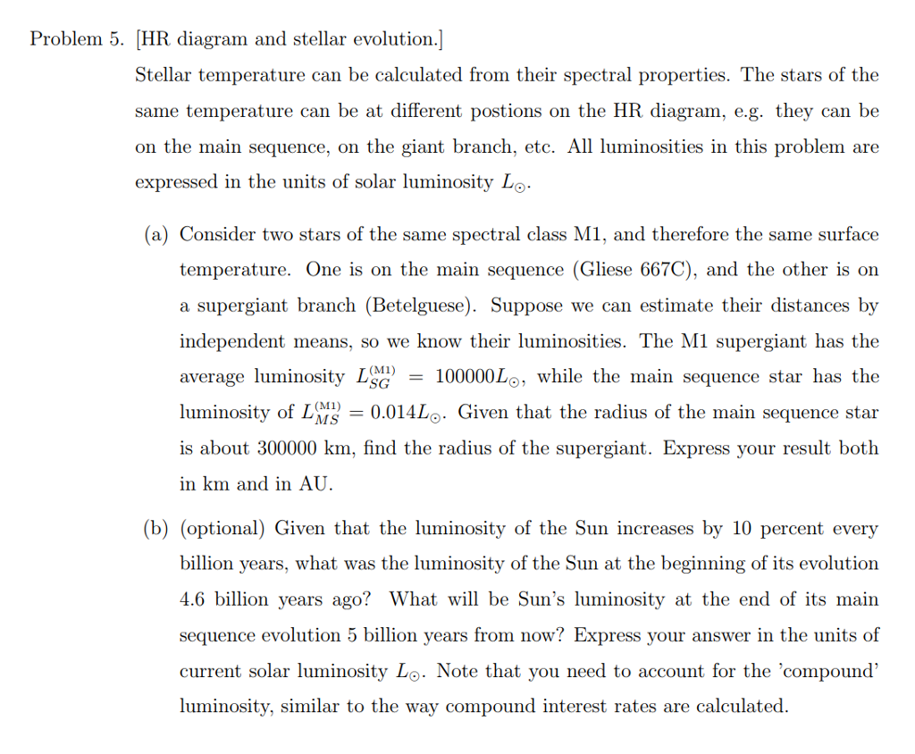 hight resolution of hr diagram and stellar evolution stellar temperature can be calculated from their spectral properties
