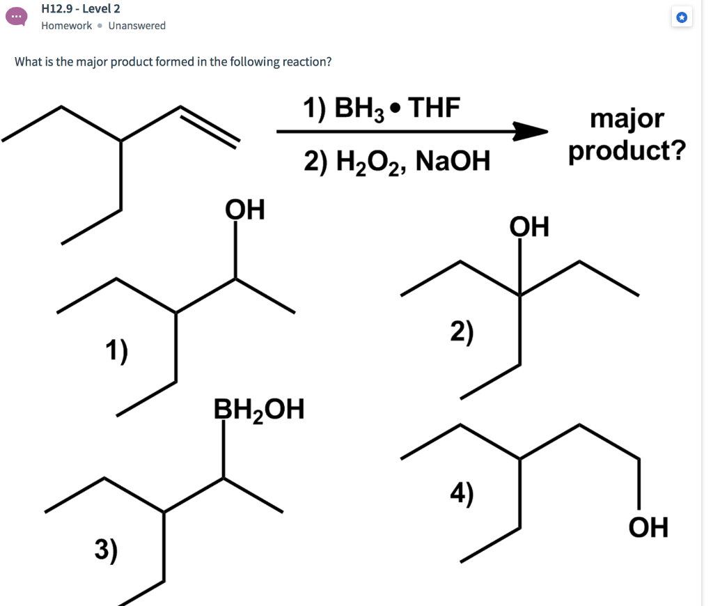 Solved: H12.9-Level 2 Homework Unanswered What Is The Majo