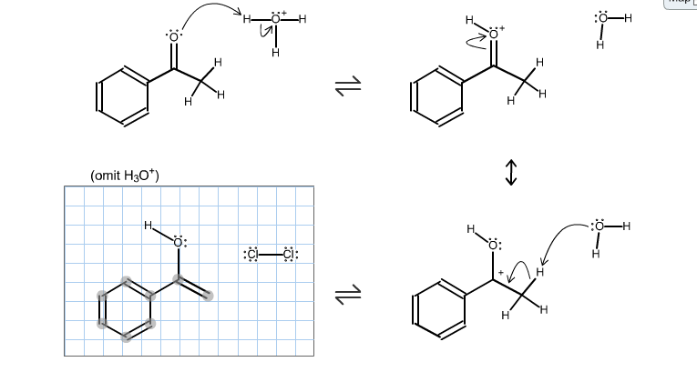 Complete The Mechanism For The Reaction Between