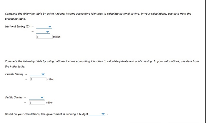 Solved: 2. Saving And Investment In The National Income Ac