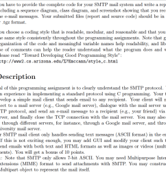 2 you have to provide the complete code for your smtp mail system and write [ 1024 x 790 Pixel ]