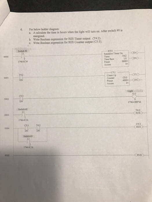 How Ladder Diagram Traffic Light 3 Junction