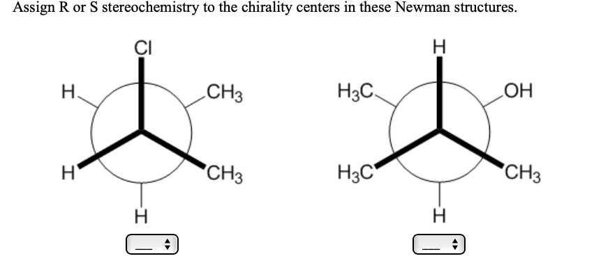 Solved: Assign R Or S Stereochemistry To The Chirality Cen