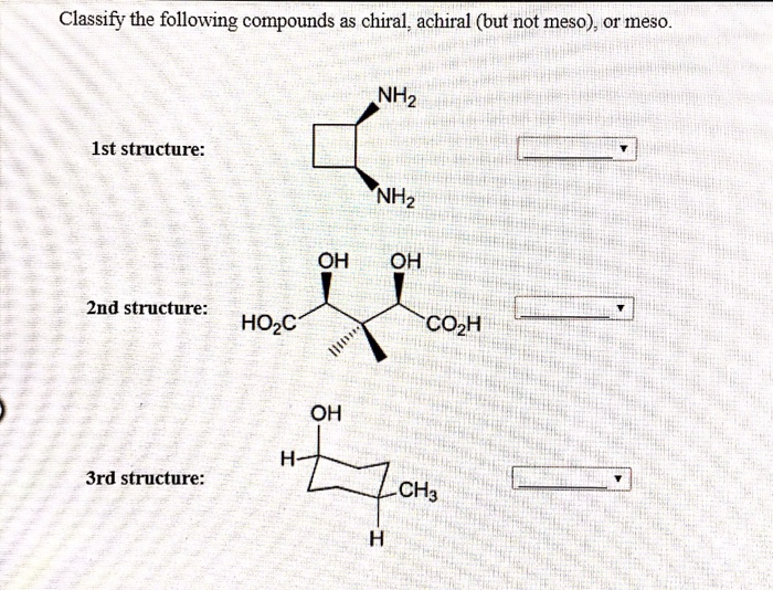 Solved: Draw A Structural Formula Of The RR Configuration