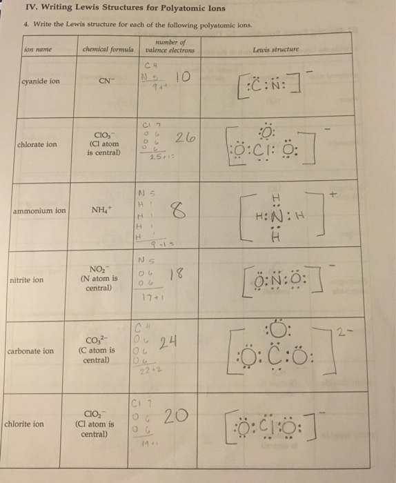 N02 Lewis Structure : lewis, structure, Solved:, Writing, Lewis, Structures, Polyatomic, Chegg.com