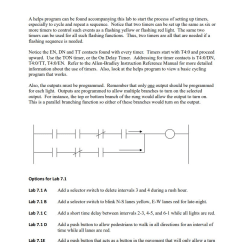 3 Way Switch Ladder Diagram Labeled Of Spinal Column Need Help With Plc Logic For Siemens Allen Chegg Com Question Bradley Traffic Light A Button F