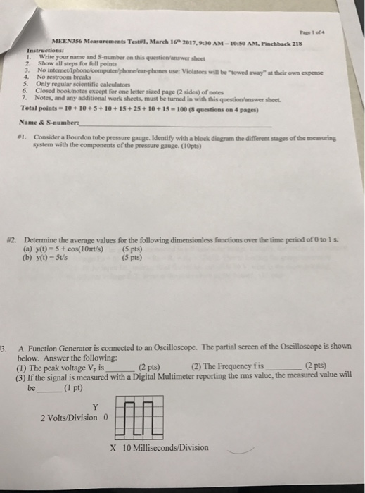 In The Diagram Above 9 V 5 5 And 20 What Are The Values Measured By