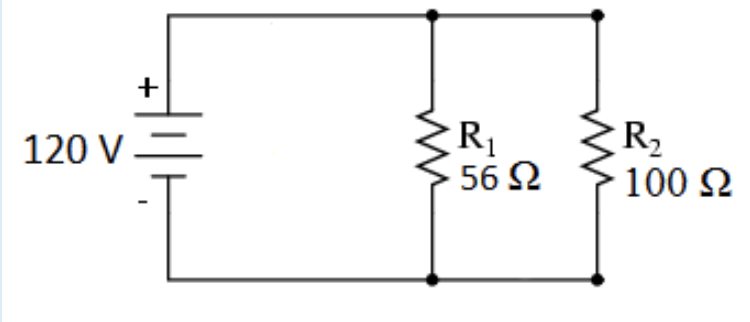 Solved: Using The Following Circuit Diagram Of A DC Parall
