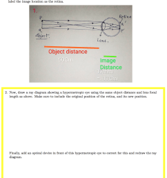draw the ray diagram for an object placed 50 cm away from a normal [ 909 x 1024 Pixel ]