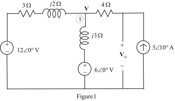 Solved: Determine ZL for maximum average power transfer