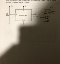 a potentiometer is used to create a variable analog voltage [ 768 x 1024 Pixel ]