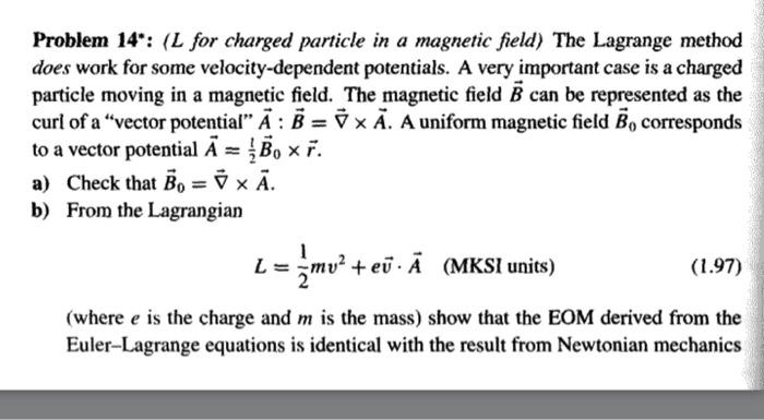 Euler Lagrange Equation For Field - Jinda Olm