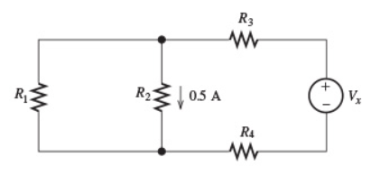 Solved: Consider The Circuit Shown R1 = 8 Ω, R2 = 10 Ω, R3