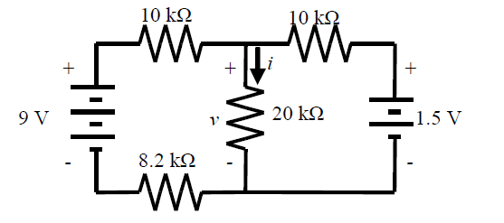 Using Node-voltage Analysis, Calculate The Voltages