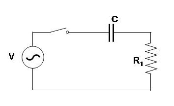In The Circuit Shown, The AC Voltage Source Supplies