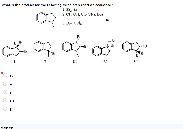 What Is The Product For The Following Three-step