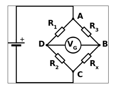 A Wheatstone Bridge Is A Configuration Of Resistors