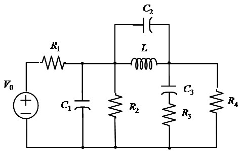 Find The Energy Stored In Each Capacitor And Inductor