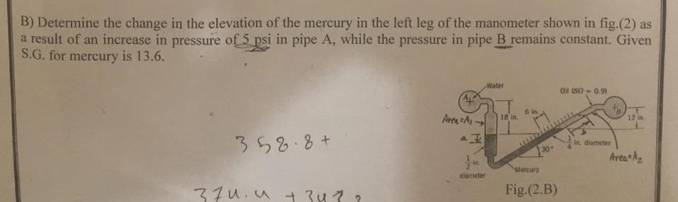 solved b determine the