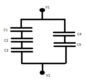 Capacitors Add In The Opposite Way That Resistors