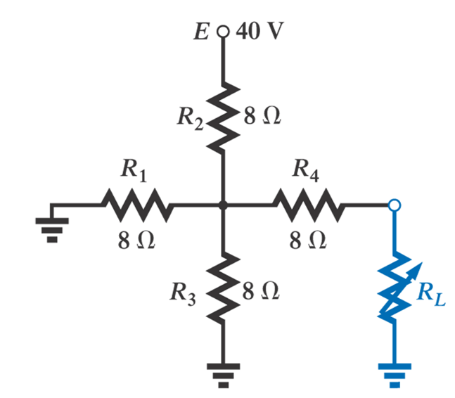 Redraw The Circuit And Obtain The Thévenin's Equivalent