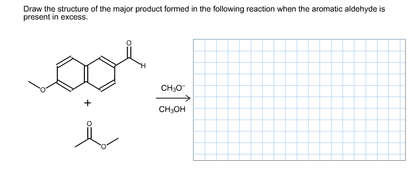 Draw The Structure Of The Product Formed In The