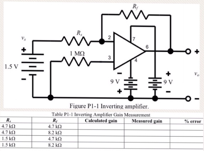 Solved: Es: This Circuit Diagram Uses The Convention That