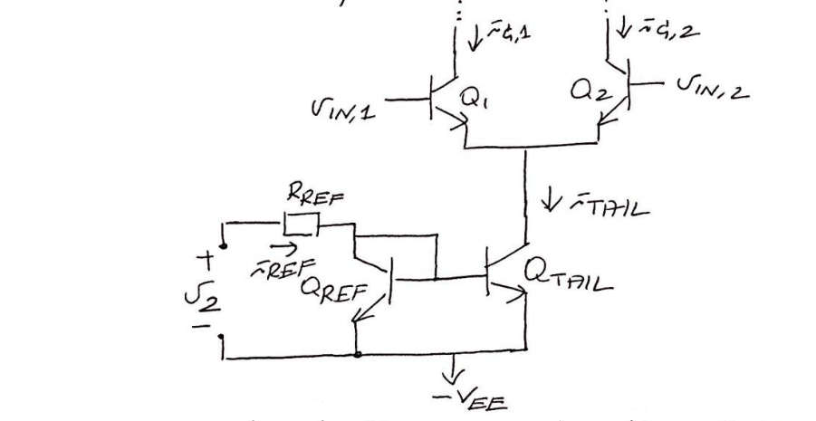 Why Is It Quaranteed For The Transistor QREF To Be