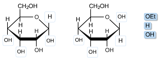 Given The Structures Of D-allose Below, Substitue