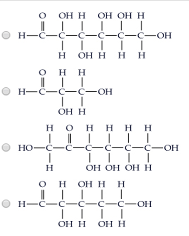 Part A: Identify Which Of The Following Are Carbohydrates