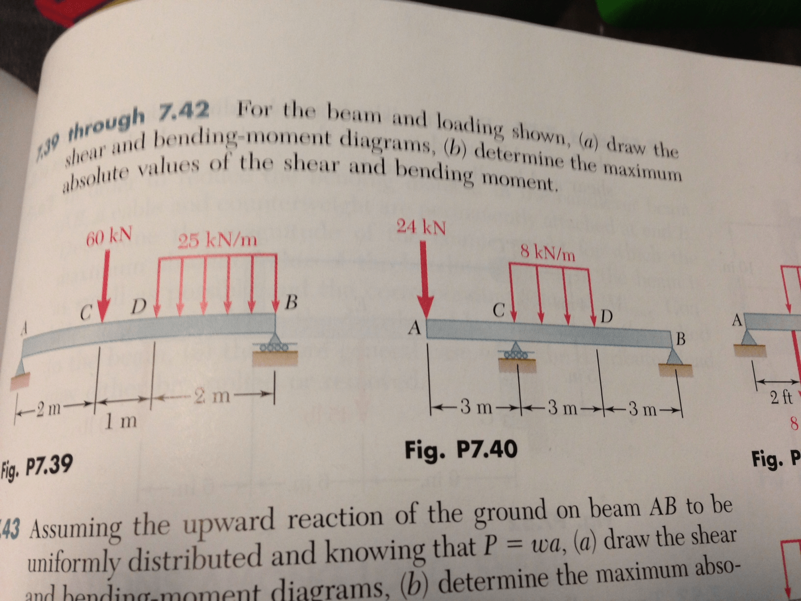 how to draw shear and bending moment diagrams euglena diagram labeled for the beam loading shown a