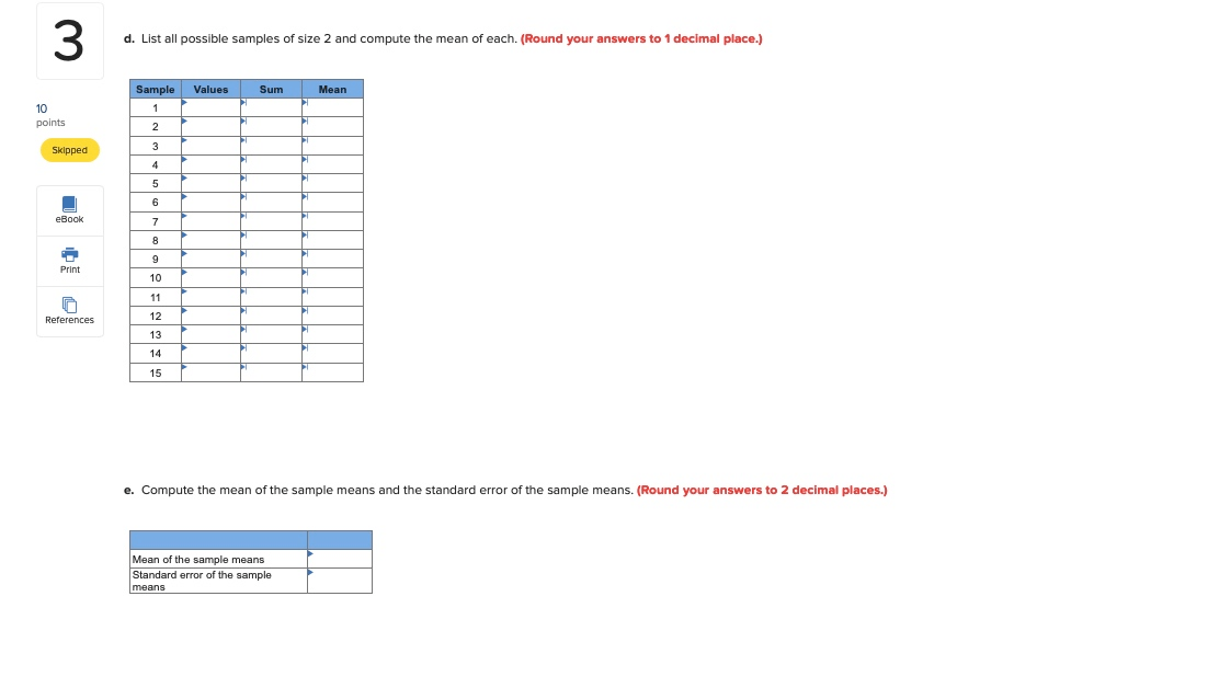 Solved: 3 Suppose Your Statistics Instructor Gave Six Exam