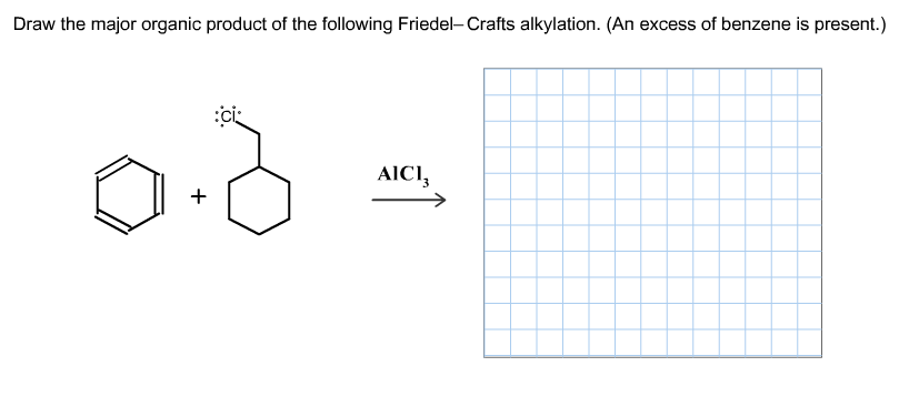 Draw The Major Organic Product Of The Following