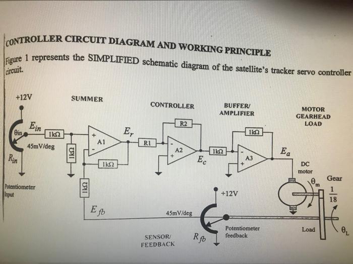 Sensor Circuit Dc Motor Brake Schematic Vortex Ignition Wiring Diagram