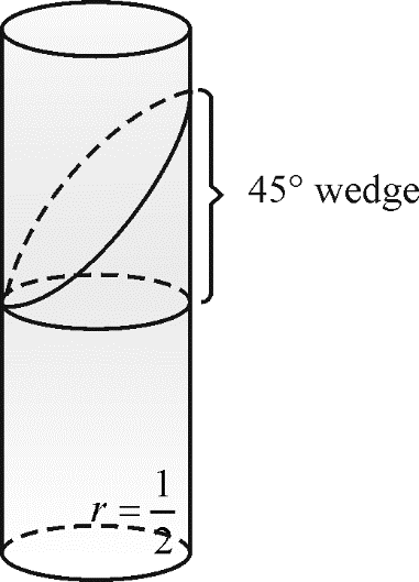 Solved: Volume and Length Consider a right-circular