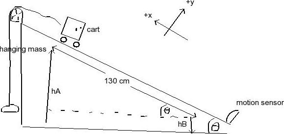 I Did A Lab--How Do I Draw A Free Body Diagram For