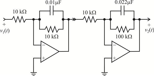 Solved: Find the voltage transfer function Tv(s) = V2(s