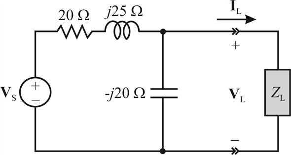 Solved: In Figure P16−14 the load ZL, is a 60-Ω resistor