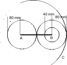 Solved: Outer Gear C Rotates With An Angular Velocity Of 5