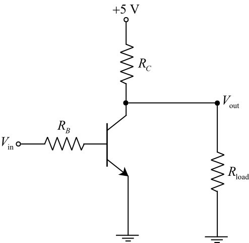 Solved: To use a common-emitter transistor circuit as an
