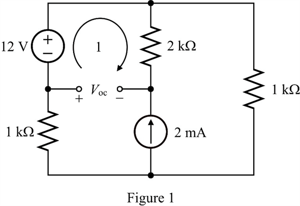 Solved: Find Io in the circuit in Fig. P5.40 using