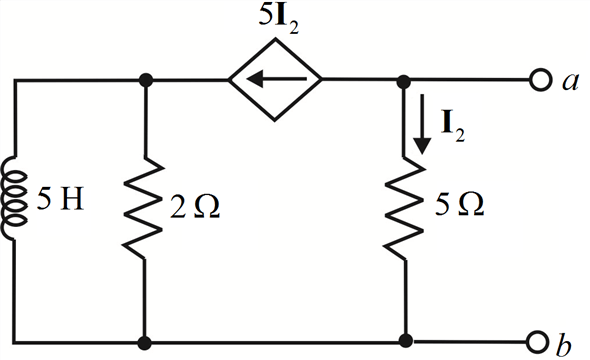 Solved: For the s-domain circuit of Fig. 15.64, determine
