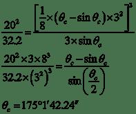 Solved: Compute the critical depth in a 36-in diameter